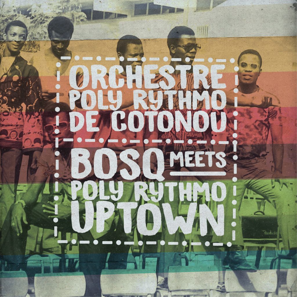 "Song of the Day: Orchestre Poly Rythmo de Cotonou ""Hwe Towe Hun"" (Bosq's 12"" Version)"