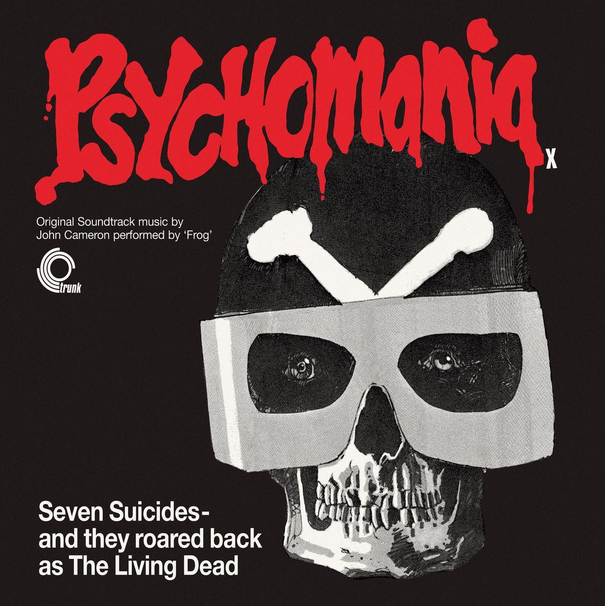 Psychomania soundtrack on Trunk Records
