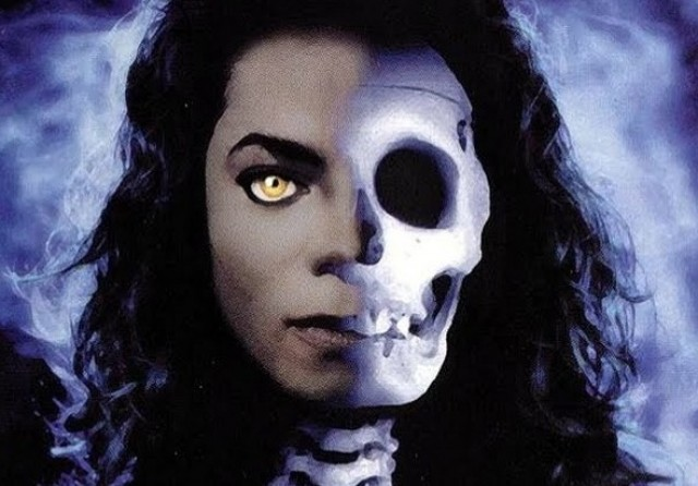 """Song of the Day (Shocktober): Michael Jackson """"Ghosts"""""""
