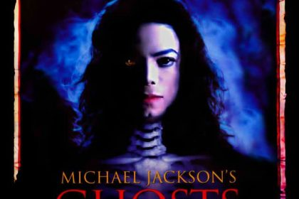 "Song of the Day (Shocktober): Michael Jackson ""Ghosts"""