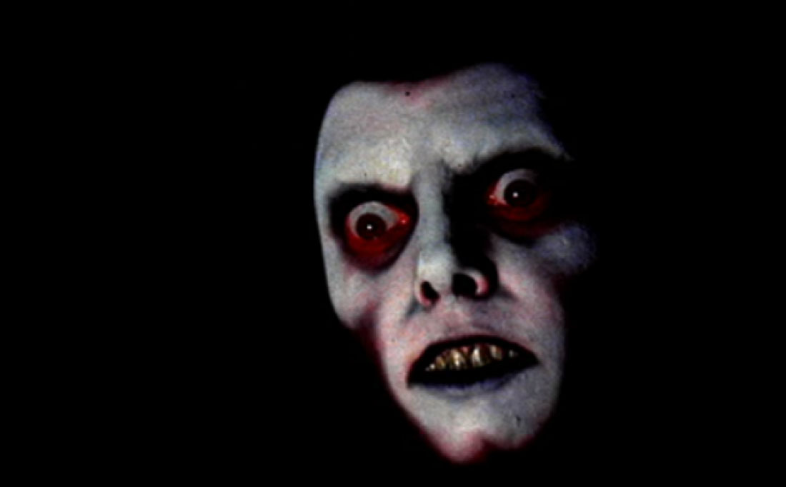 The demon Pazuzu as seen in The Exorcist