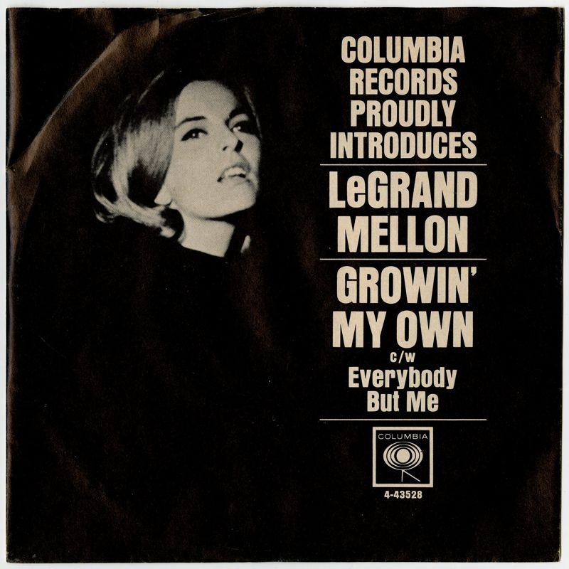 LeGrand Mellon Growin' My Own
