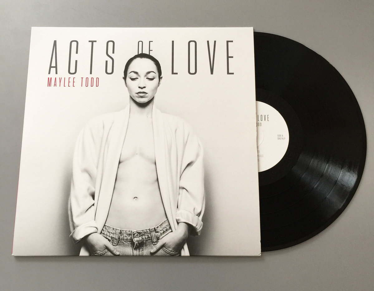 Maylee Todd Acts of Love vinyl