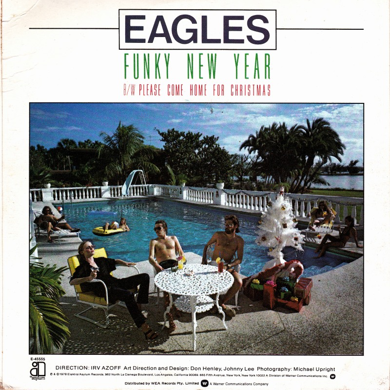 Image result for eagles funky new year