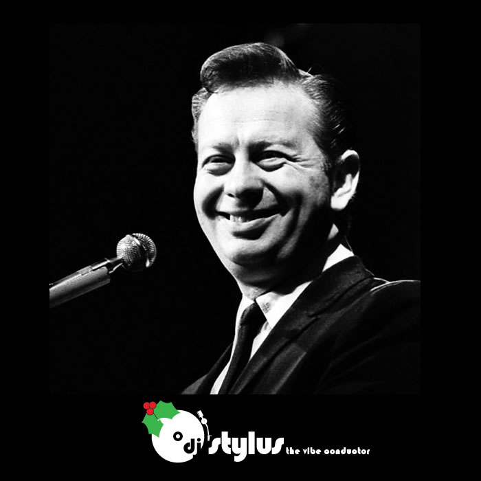 "Song of the Day: Mel Tormé ""The Christmas Song"" (Vibe Conductor Yule Log Chop)"