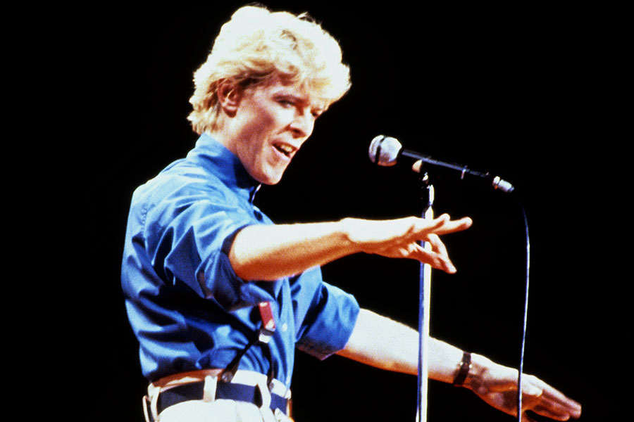 Song Of The Day David Bowie Let S Dance Demo