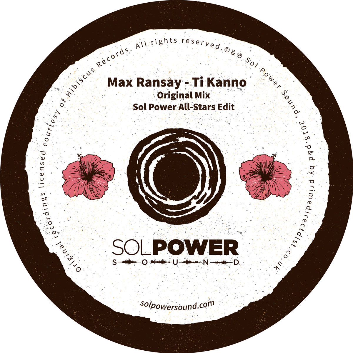 """Song of the Day: Max Ransay """"Ti Kanno"""" (Sol Power All-Stars Edit)"""