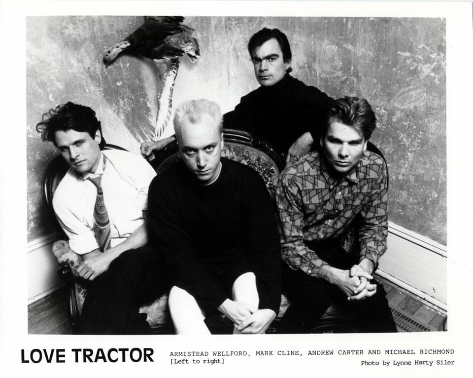 Love Tractor