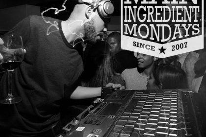 DJ Stylus: Main Ingredient at Marvin