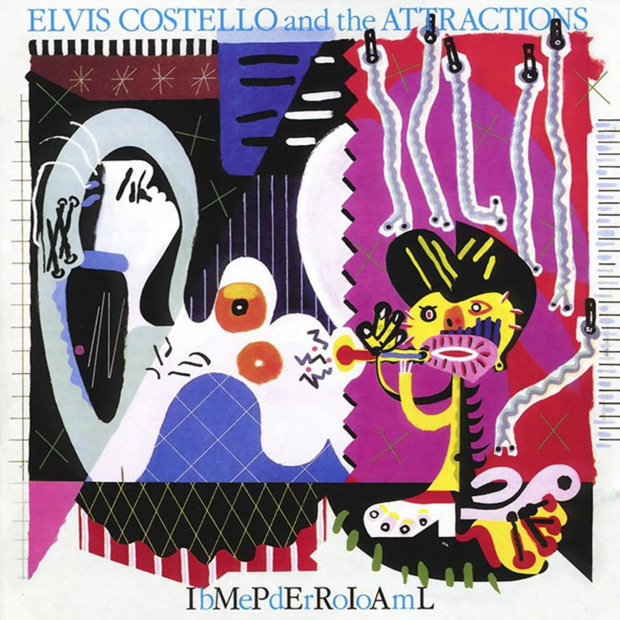 Elvis Costello Imperial Bedroom