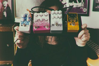 Uncle Acid & the Deadbeats pedals