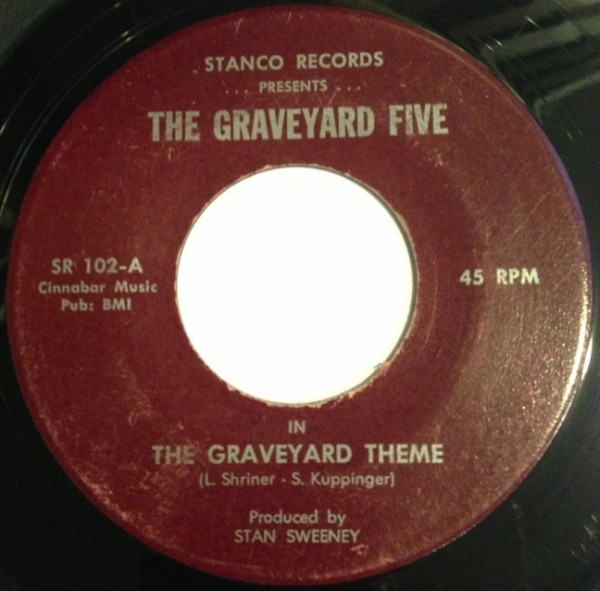 The Graveyard Five The Marble Orchard
