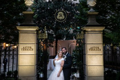 Katy and Tom's St. Regis Hotel Wedding (Merkle Photography)
