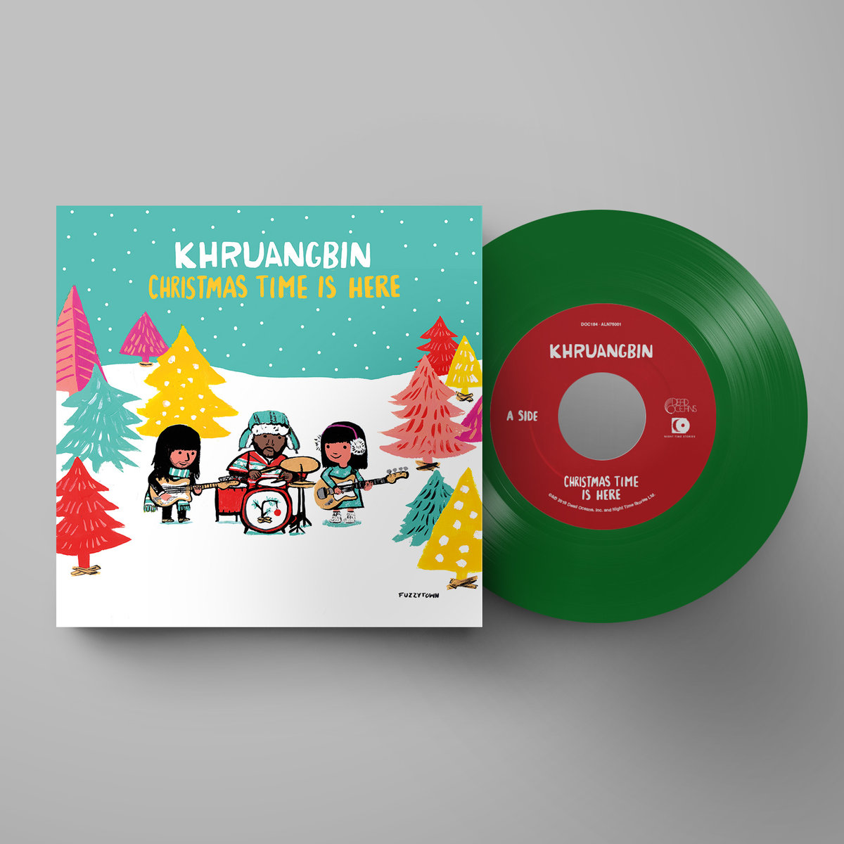 Khruangbin Christmas Time is Here