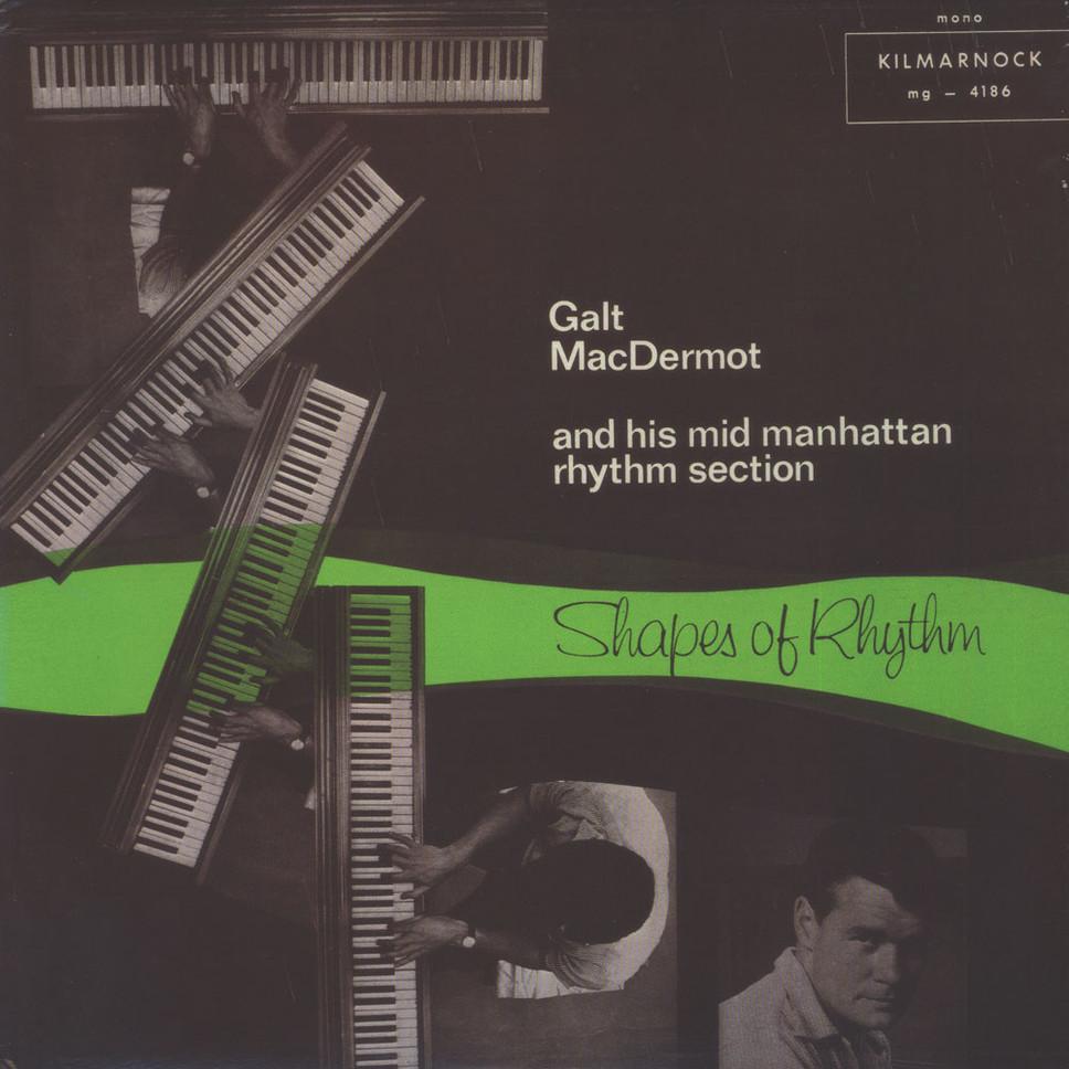 Galt McDermot Shapes of Rhythm