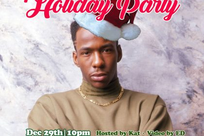 DJ Stylus: Axel F - New Jack Swing Holiday Party