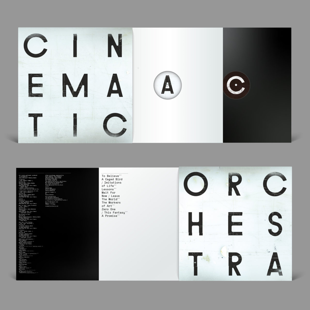 The Cinematic Orchestra To Believe