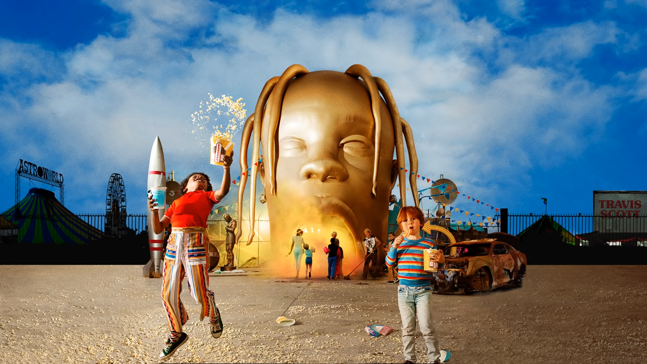 "Song of the Day: Travis Scott ""Coffee Bean"""