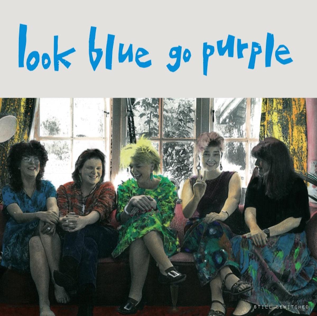 Look Blue Go Purple