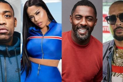 "Song of the Day: Wiley, Sean Paul, Stefflon Don and Idris Elba ""Boasty"""