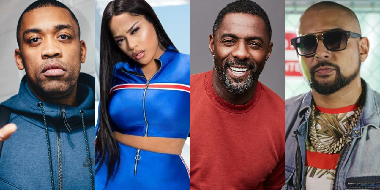 """Song of the Day: Wiley, Sean Paul, Stefflon Don and Idris Elba """"Boasty"""""""