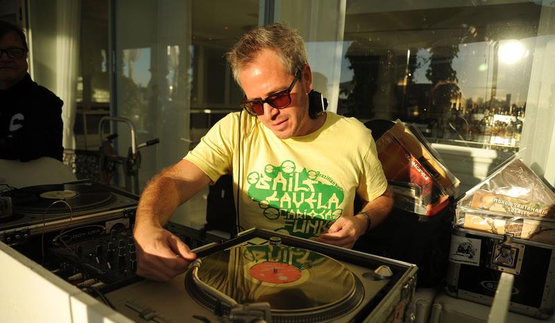 DJ Marcello Bentine