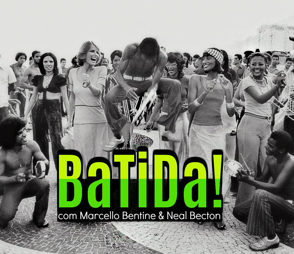 BaTiDa! Brazilian Vinyl Dance Party