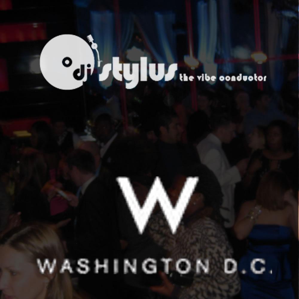 DJ Stylus - W Hotel