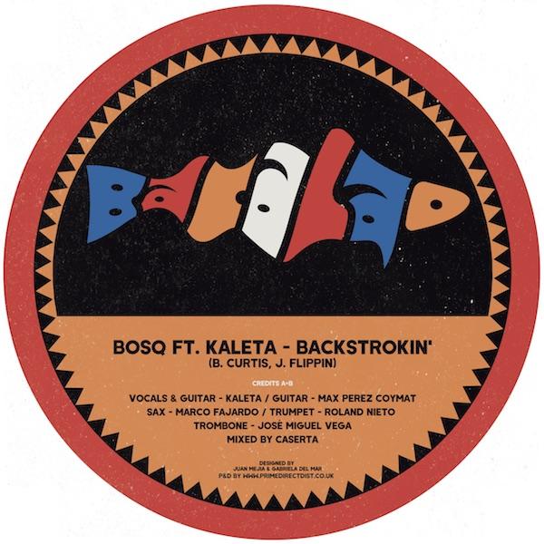 """Song of the Day: Bosq feat. Kaleta """"Backstrokin'"""""""