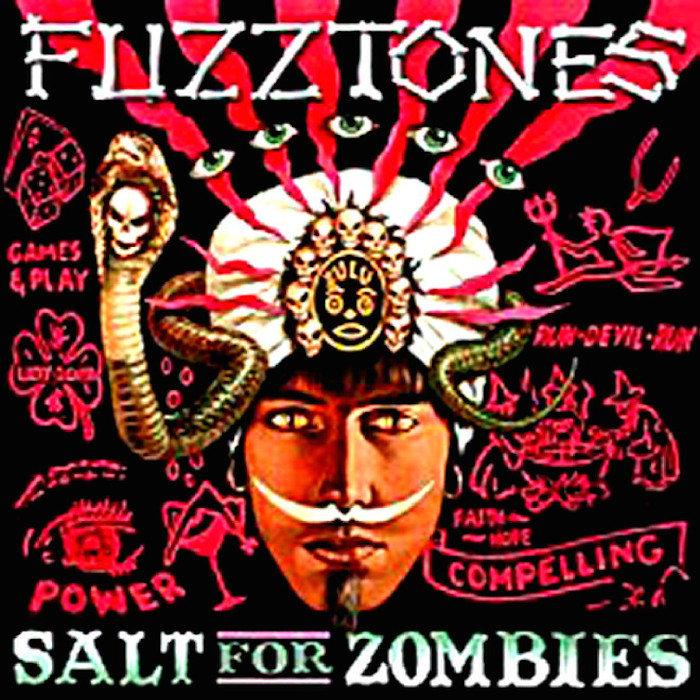 Fuzztones Salt for Zombies
