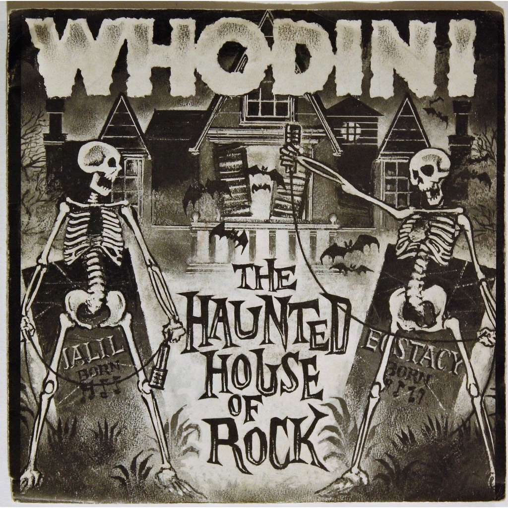 """Song of the Day (Shocktober): Whodini """"Haunted House of Rock"""""""