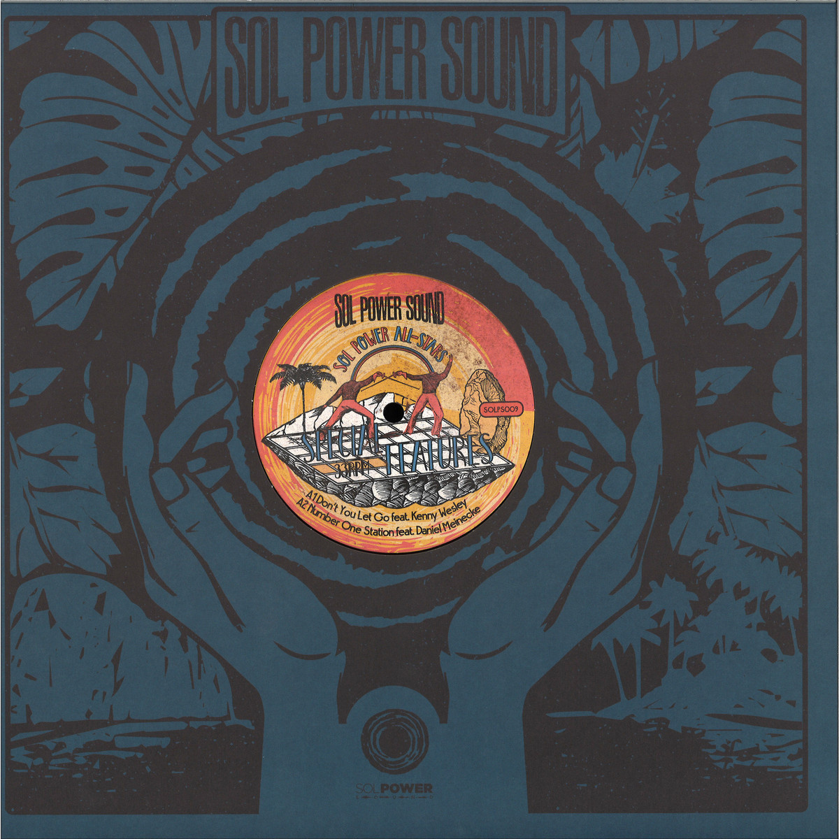 """Song of the Day: Sol Power All-Stars feat. Kenny Wesley """"Don't You Let Go"""" (DJ Spinna Galactic Soul Remix)"""