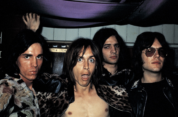 Iggy and Stooges